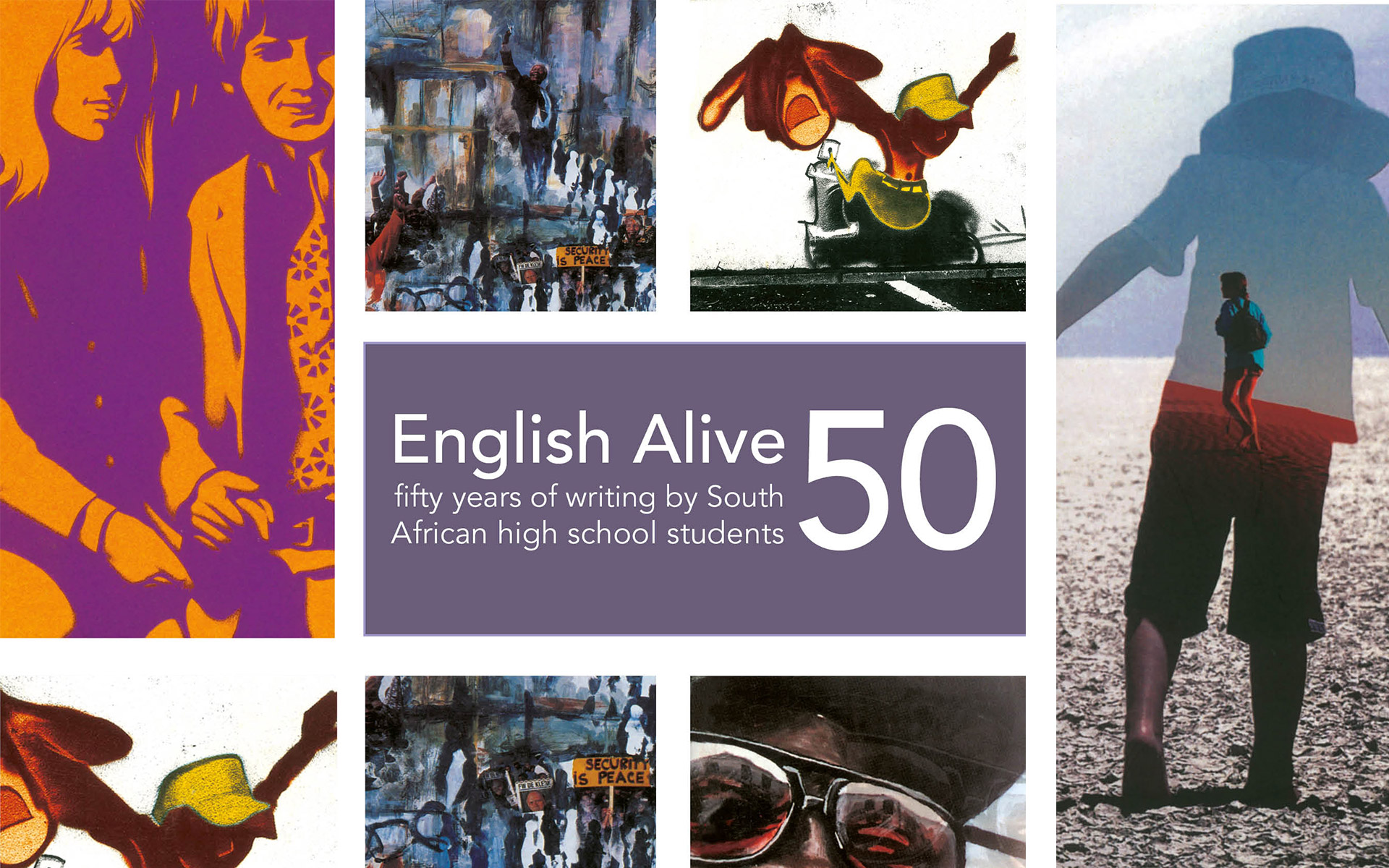 ENGLISH ALIVE 50 YEARS
