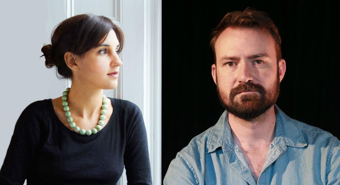 Nadia Davis and John Keevy